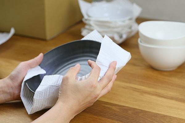 comment emballer sa vaisselle pour un déménagement